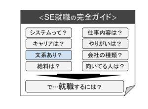 システムエンジニア(SE)って文系でもなれる?【全く問題なし】